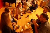 Konversation Abend 8.10.2014