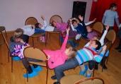10.12.2014 Рождество для школьников. Активные игры.