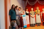 6.12.2014 Рождественский концерт НСК ФА