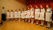 17.12.14 Рождественский концерт хоровых коллективов Детских школ искусств г.Энгельса