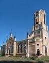 Католический храм в селе Каменка (Bähr) Саратовской области. Фотопроект