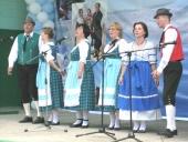 Праздничный концерт в городском парке