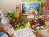 Пасха в ЦНК 21.04.2014 / выставка творческих работ слушателей курсов немецкого языка