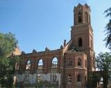 Лютеранский храм в селе Липовка, Энгельсский район, Саратовская область. Фотопроект