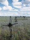 Католическое кладбище в с. Песчанка. Фотопроект