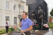 Заместитель председателя областной национально-культурной автономии немцев Поволжья Александр Эдуардович Арндт
