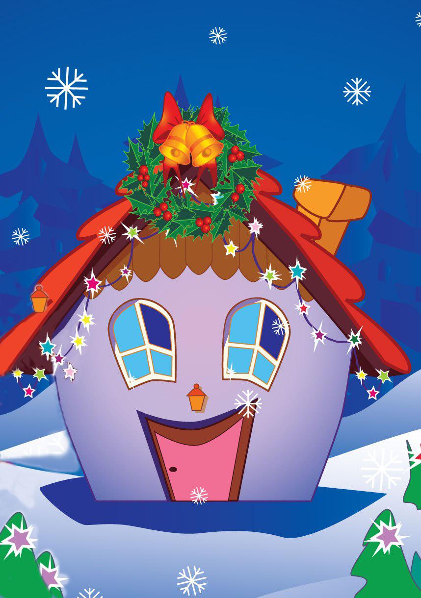 Рождество стучится в дверь